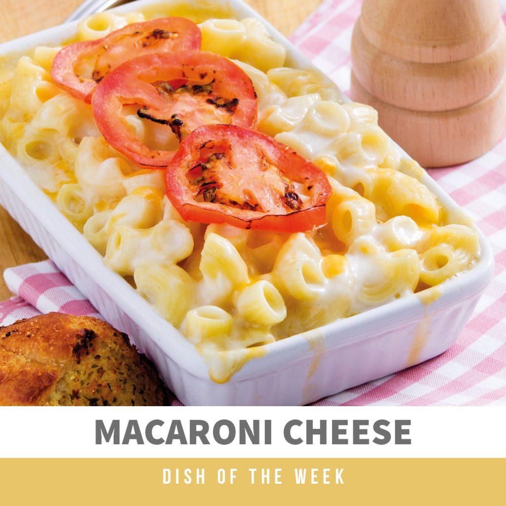 DOTW Macaroni Cheese