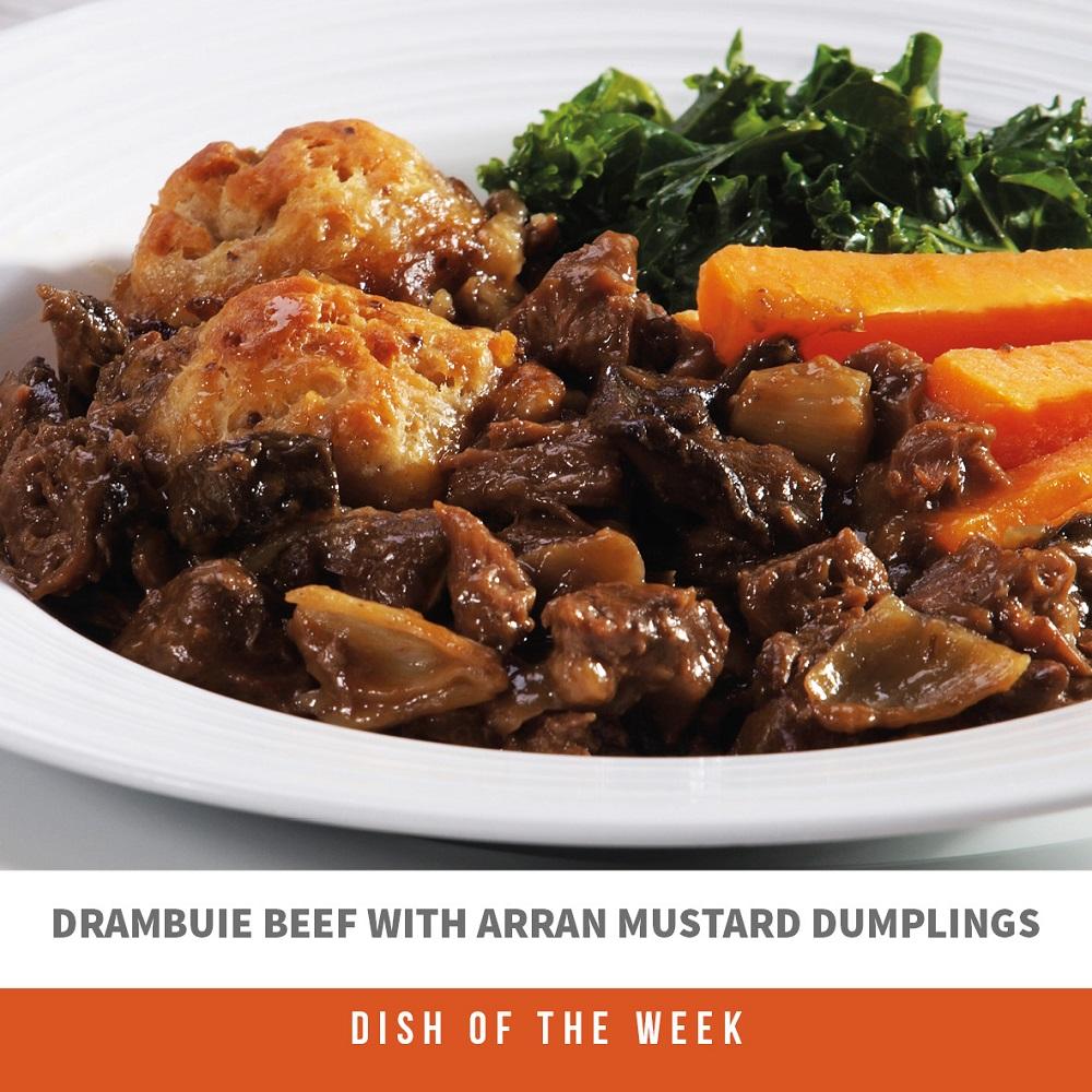 DOTW Drambuie Beef
